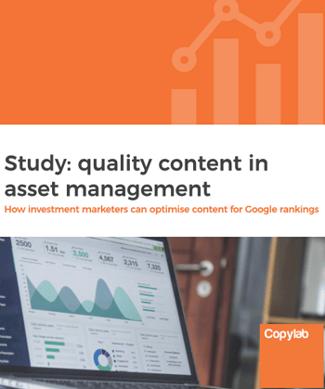 copylab investment marketing google rankings