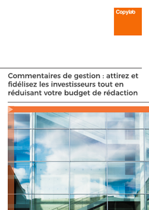 fund commentary savings white paper french